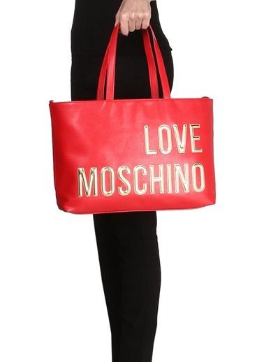 Omuz Çantası-Love Moschino